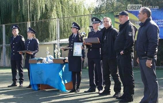 В футбольном матче сразились полицейские Донецкой и Закарпатской областей (ФОТО), фото-15