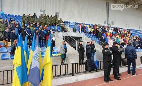 В футбольном матче сразились полицейские Донецкой и Закарпатской областей (ФОТО), фото-2