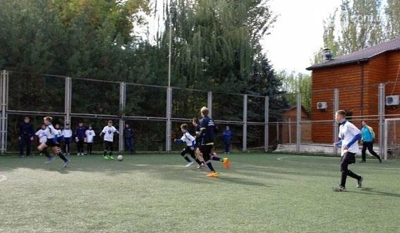 В футбольном матче сразились полицейские Донецкой и Закарпатской областей (ФОТО), фото-8