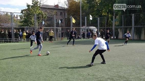 В футбольном матче сразились полицейские Донецкой и Закарпатской областей (ФОТО), фото-7