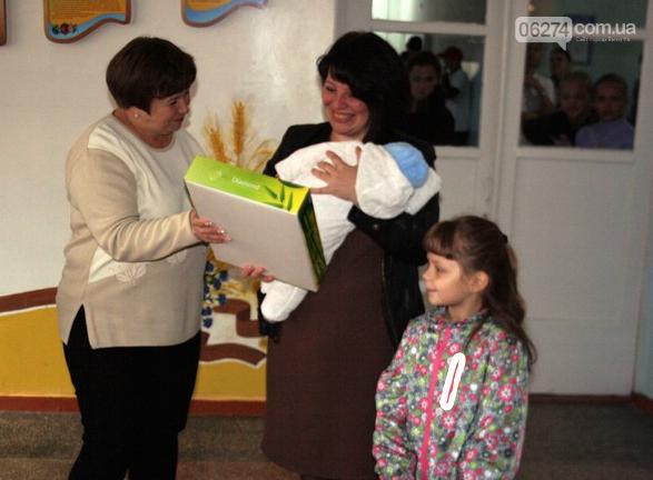 Семейный праздник прошел в школе №18, фото-6