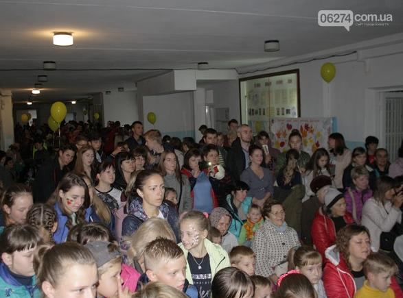 Семейный праздник прошел в школе №18, фото-4
