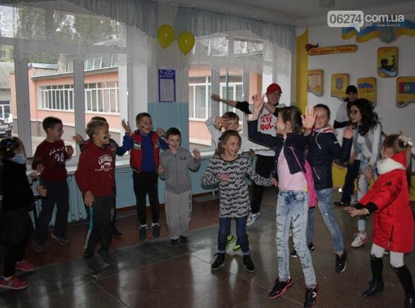Семейный праздник прошел в школе №18, фото-14