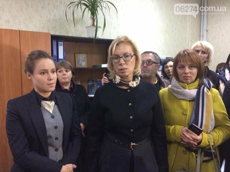 Комитет Верховной Рады Украины прибыл в Бахмут с рабочей поездкой, фото-4