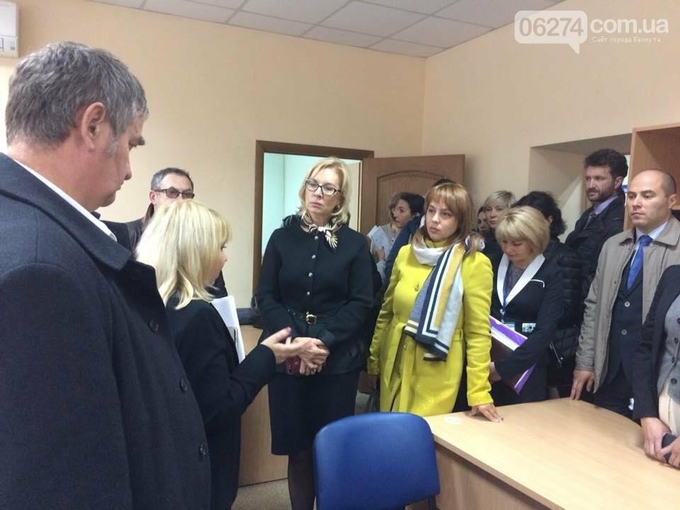 Комитет Верховной Рады Украины прибыл в Бахмут с рабочей поездкой, фото-1