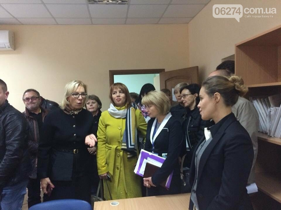 Комитет Верховной Рады Украины прибыл в Бахмут с рабочей поездкой, фото-2