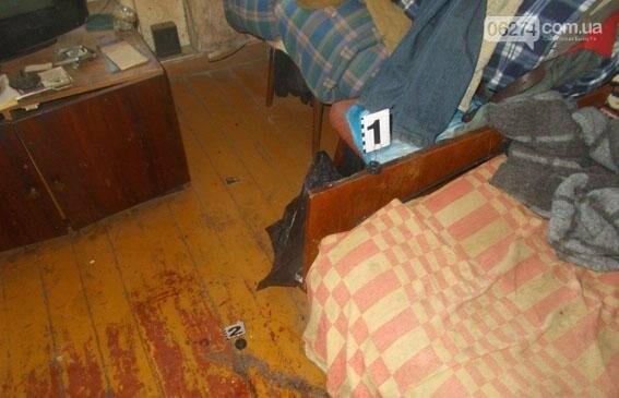 Избил и бросил умирать: в Бахмутском районе задержан мужчина по подозрению в убийстве пенсионера, фото-2