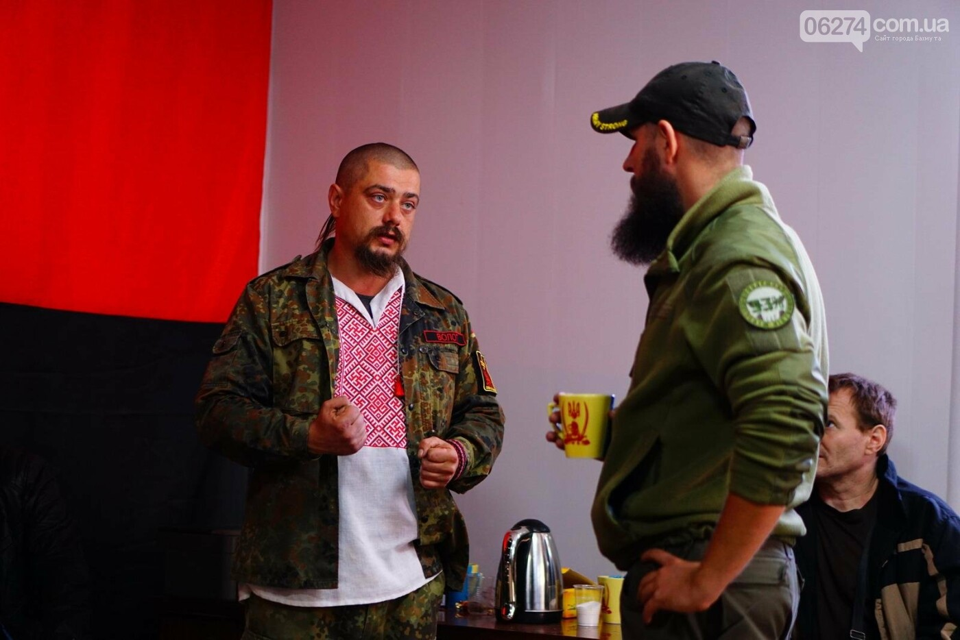 В Бахмуте открыли мобилизационный центр для добровольцев, фото-5