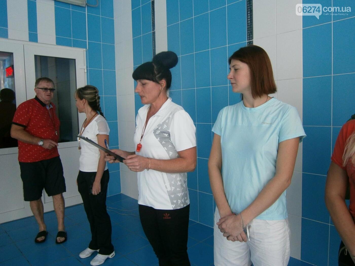 В Бахмуте прошли соревнования среди допризывников, фото-2
