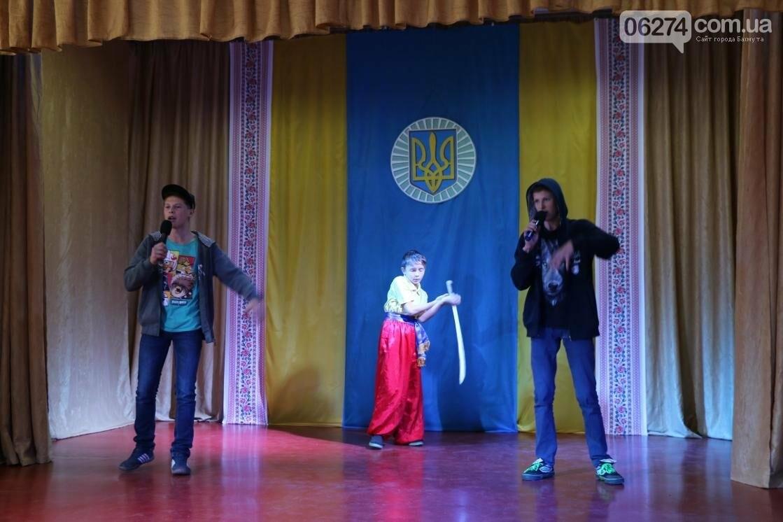 Для защитников Украины школьники города устроили фестиваль украинского творчества, фото-7