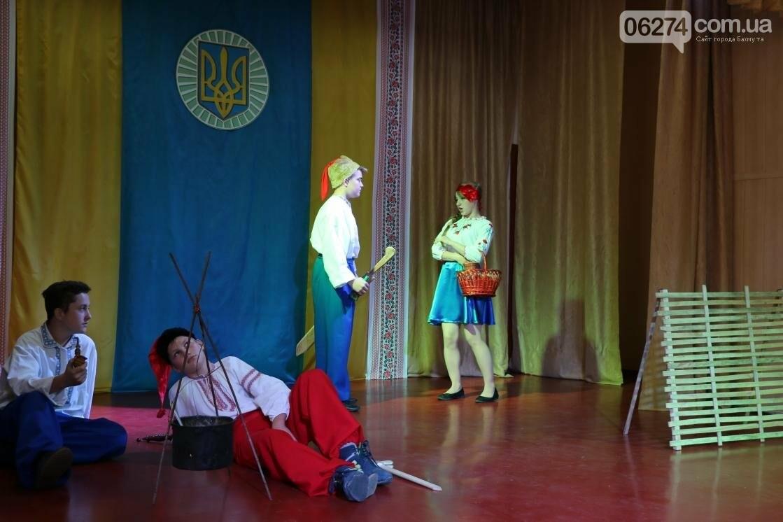 Для защитников Украины школьники города устроили фестиваль украинского творчества, фото-6