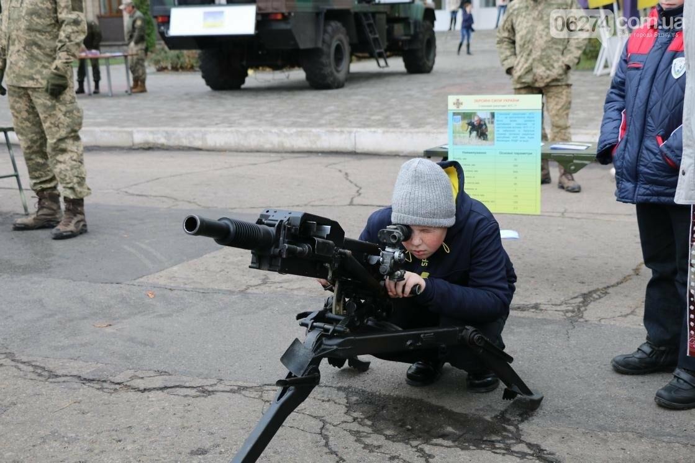 День защитника Украины отмечают в Бахмуте (ФОТОРЕПОРТАЖ), фото-6