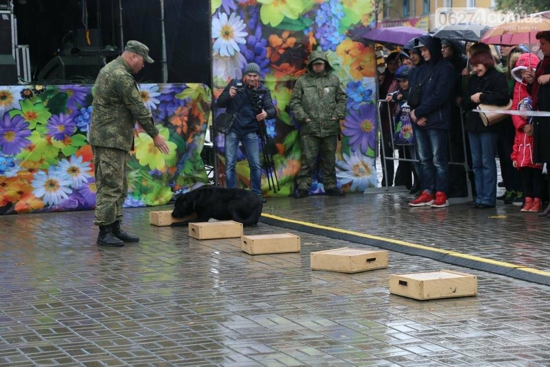 День защитника Украины отмечают в Бахмуте (ФОТОРЕПОРТАЖ), фото-29