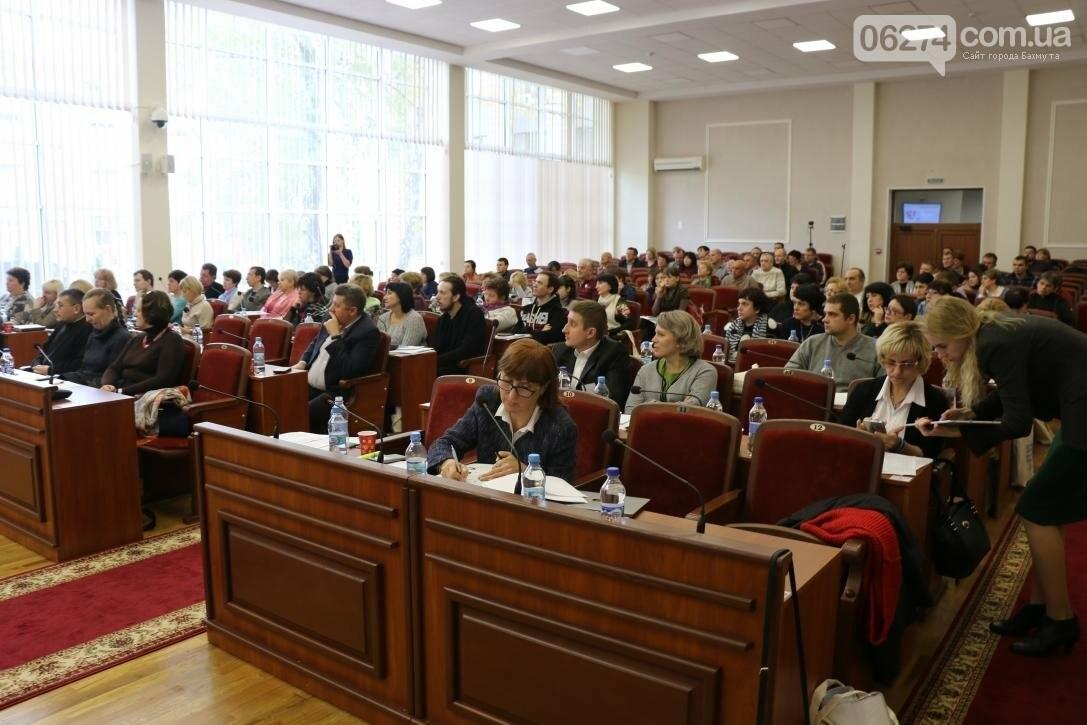 В Бахмуте начался первый этап региональных семинаров в Украине по электронной медицине, фото-2