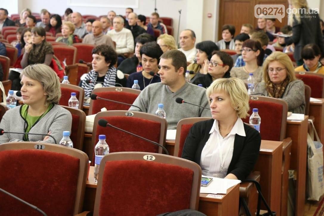 В Бахмуте начался первый этап региональных семинаров в Украине по электронной медицине, фото-5