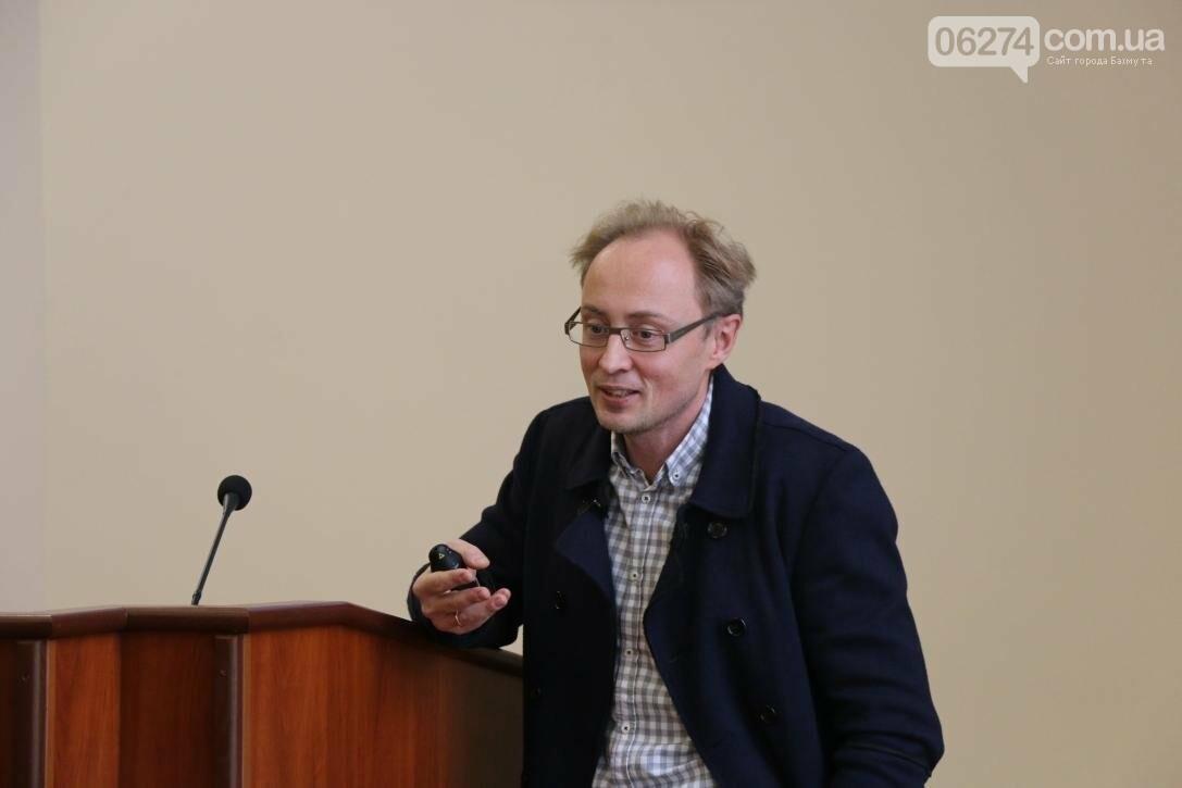 В Бахмуте начался первый этап региональных семинаров в Украине по электронной медицине, фото-1