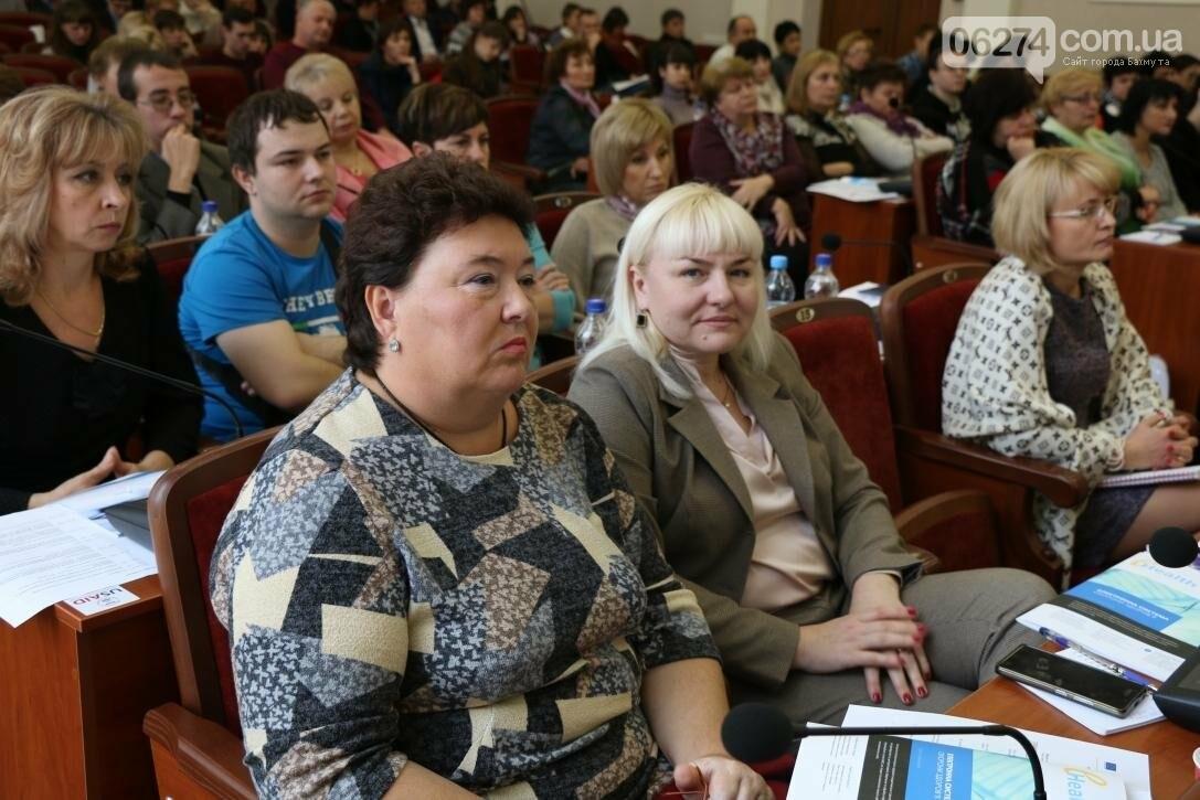 В Бахмуте начался первый этап региональных семинаров в Украине по электронной медицине, фото-4