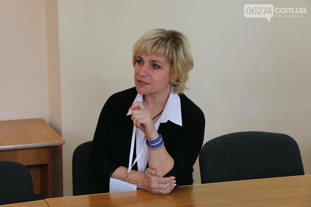 В Бахмуте начался первый этап региональных семинаров в Украине по электронной медицине, фото-8