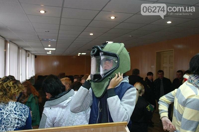 Школьники Бахмута побывали в полиции, фото-18