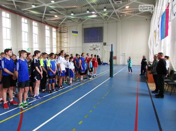 В Донецкой области юные волейболисты Бахмута стали лучшими, фото-1