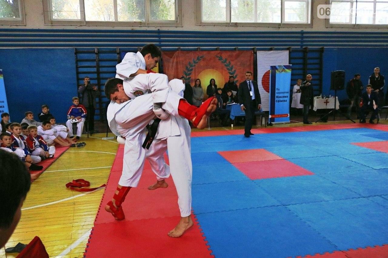 Каратисты Бахмута – призеры Чемпионата Донецкой области, фото-2