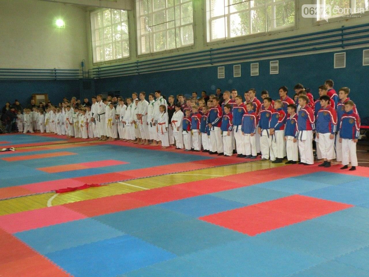 Каратисты Бахмута – призеры Чемпионата Донецкой области, фото-4