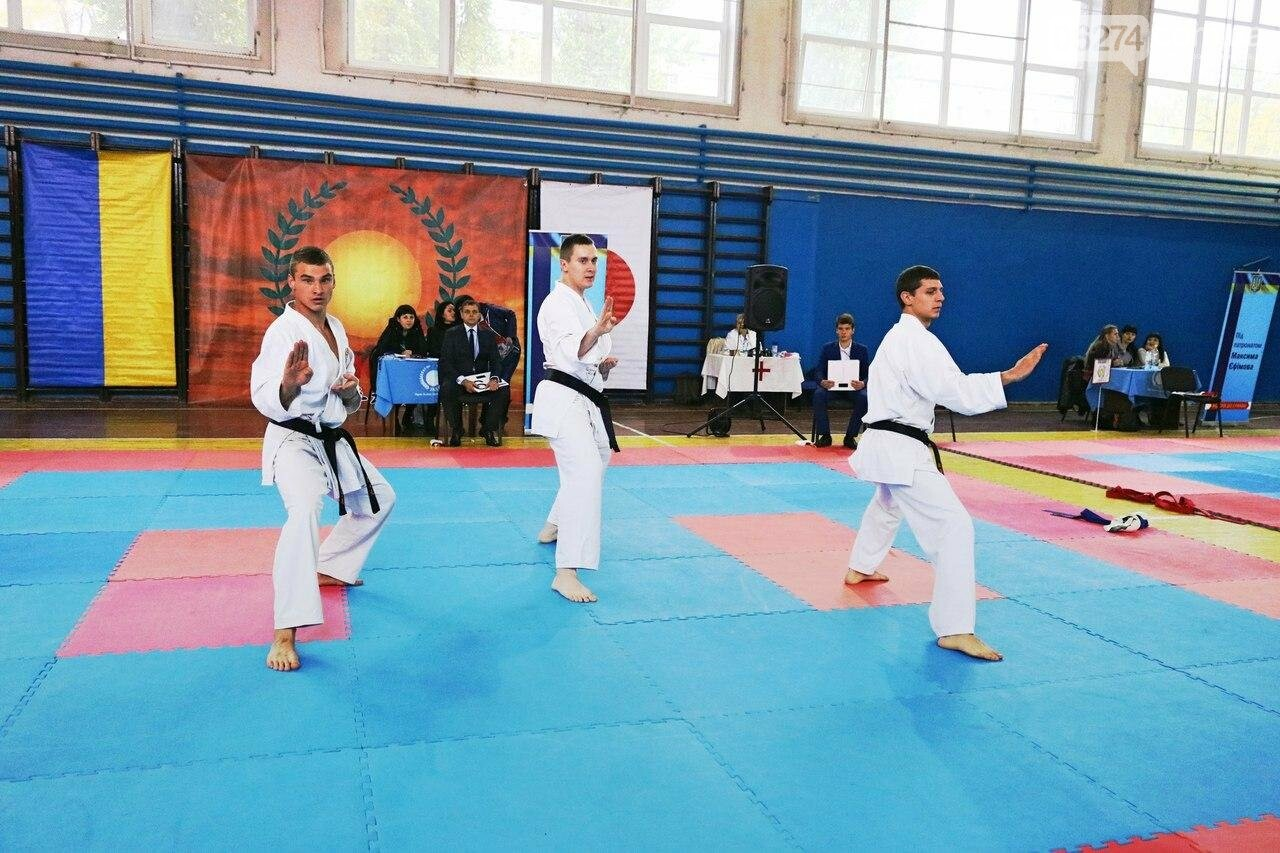 Каратисты Бахмута – призеры Чемпионата Донецкой области, фото-5