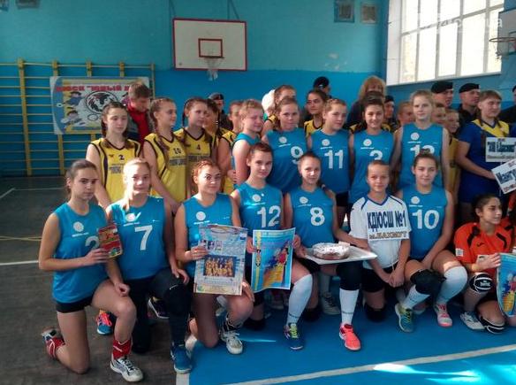 Волейболистки Бахмута – победительницы регионального турнира, фото-1