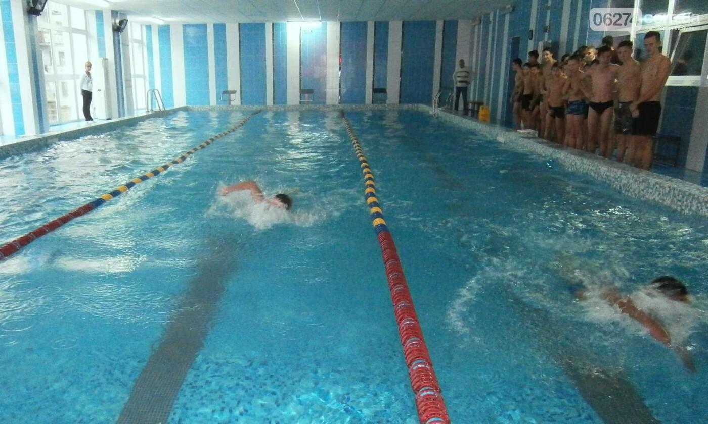 Спортсмены города соревновались в плавании, фото-3