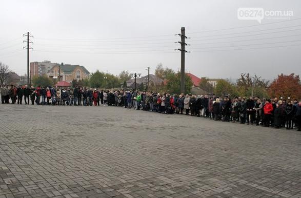 В Бахмуте отметили 73-ю годовщину Дня освобождения Украины от фашистских захватчиков, фото-3
