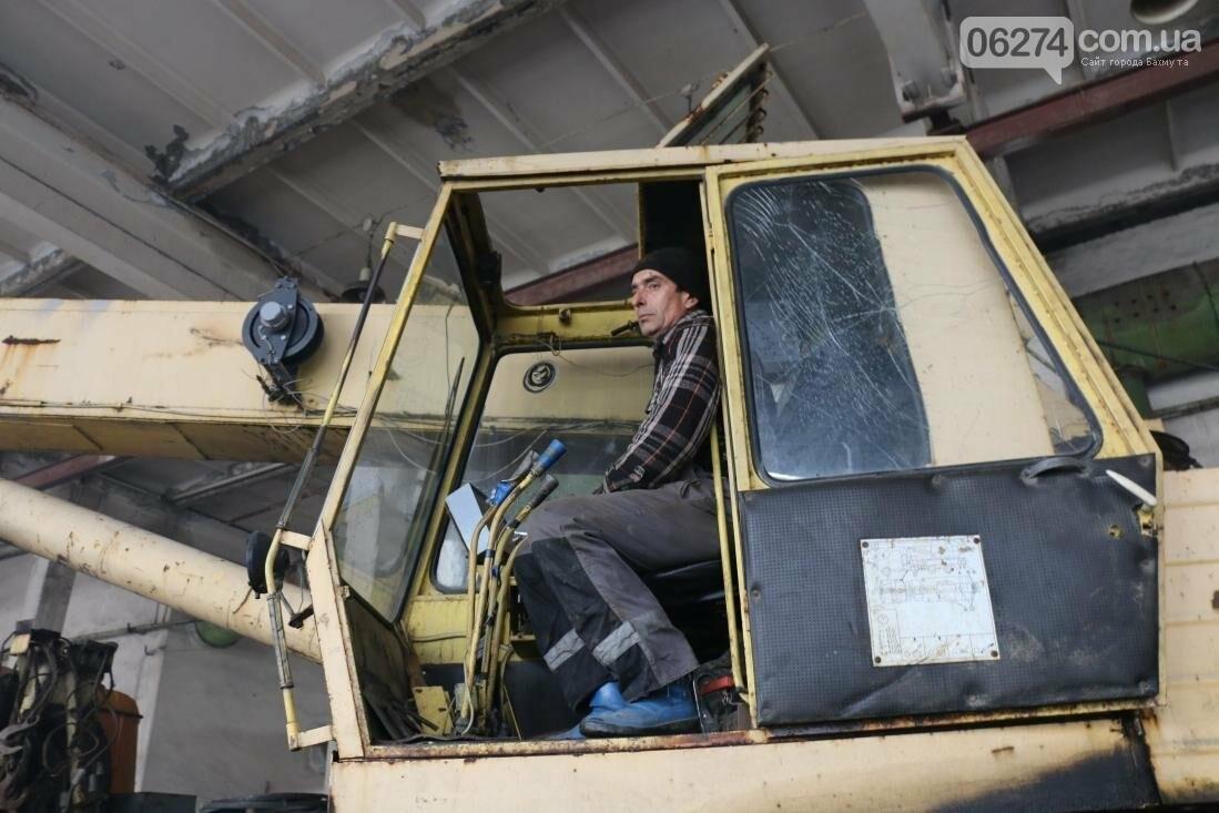 В Бахмуте разворовывают государственное имущество, фото-5
