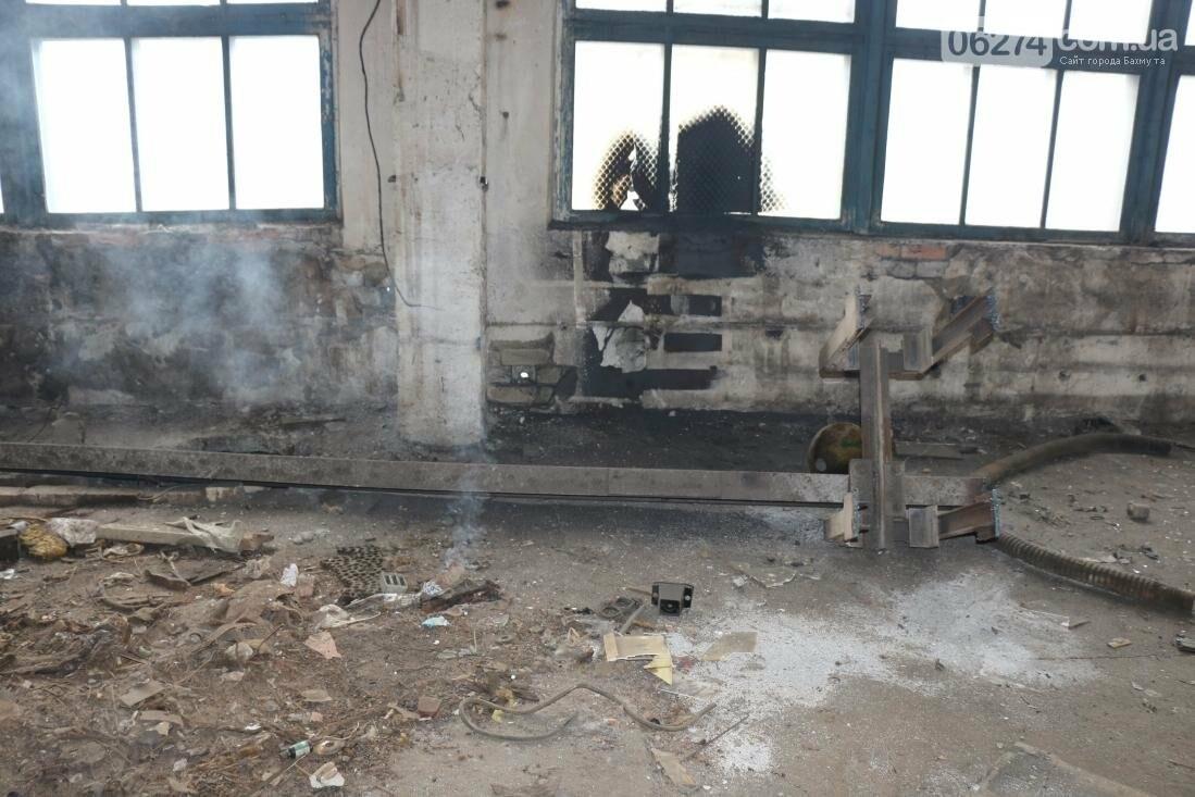 В Бахмуте разворовывают государственное имущество, фото-4