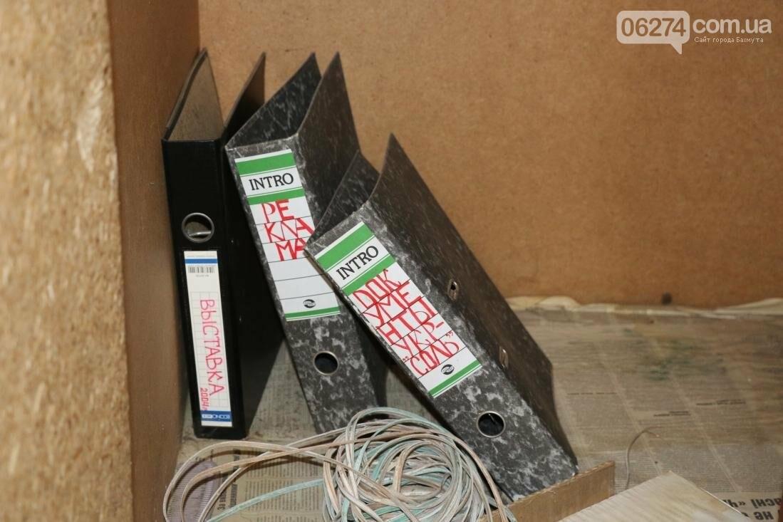 В Бахмуте разворовывают государственное имущество, фото-11
