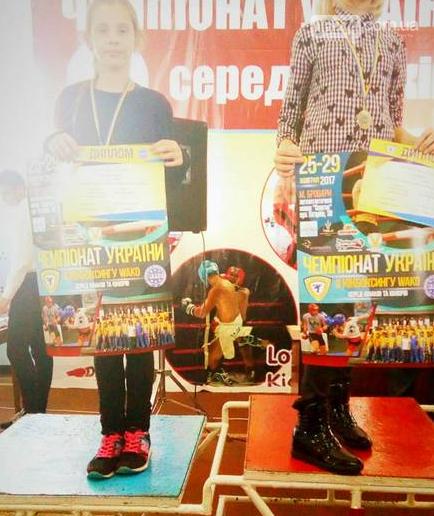 Кикбоксеры Бахмута – призеры Чемпионата Украины, фото-1