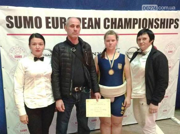 Елизавета Моренко – призер европейского Чемпионата по сумо, фото-1