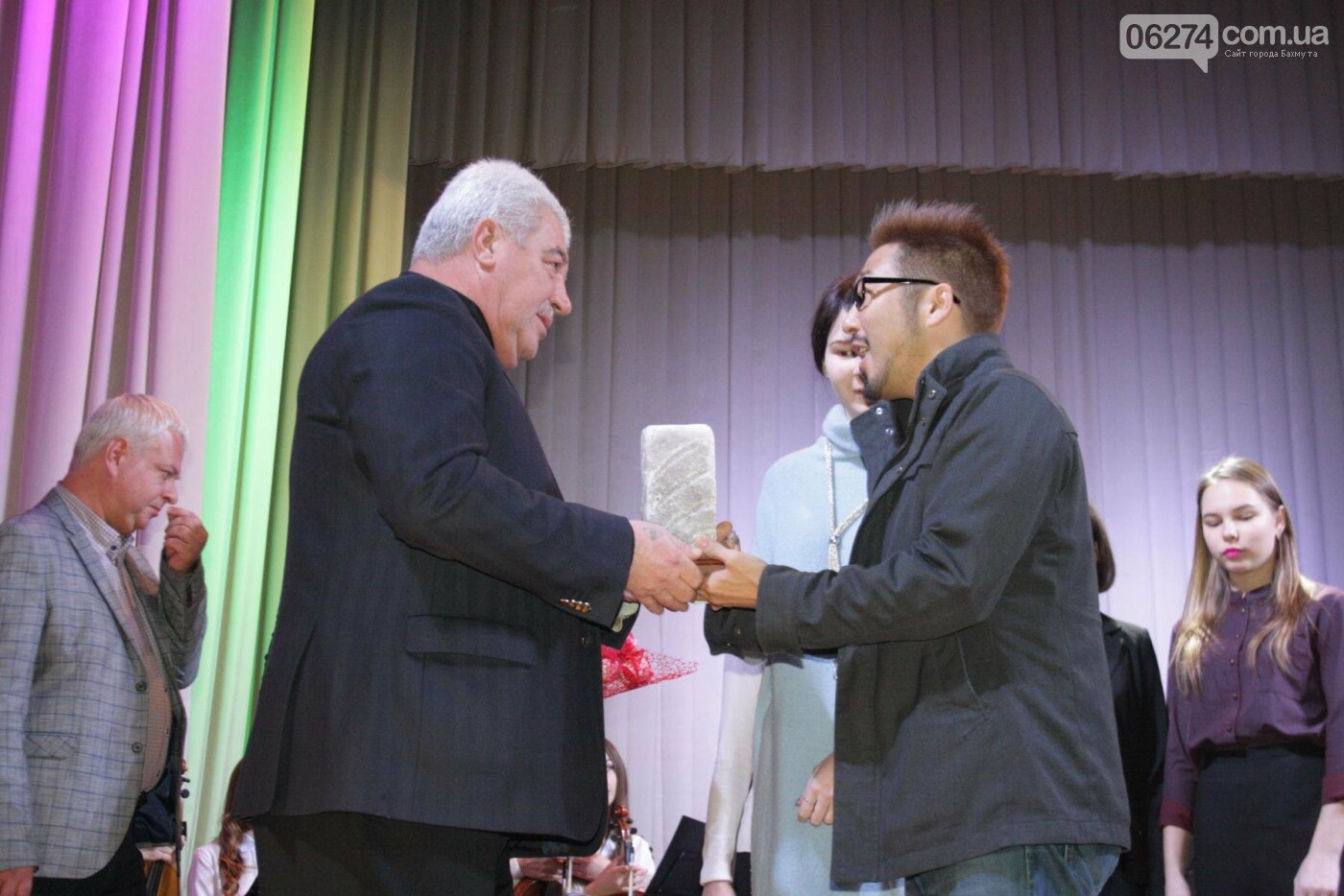 Японский пианист-виртуоз Темпей Накамура выступил в Бахмуте, фото-1