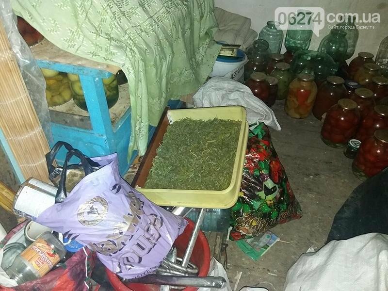Наркотики и боеприпасы изъяли полицейские в одной из квартир Бахмута, фото-1