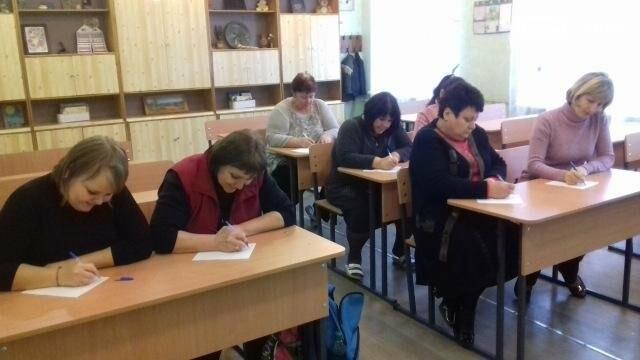 Всеукраинский диктант национального единства писали в Бахмуте, фото-7