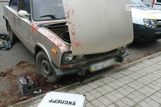 Полицейские Бахмута раскрыли серию краж из автомобилей, фото-1