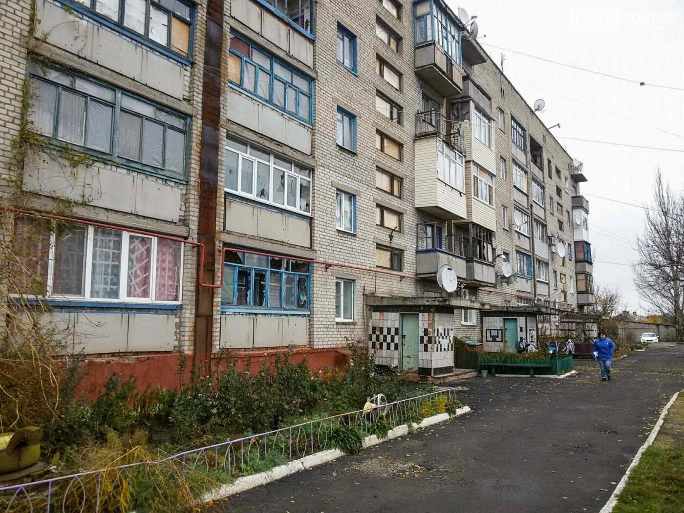 Глава области проинспектировал прифронтовые населенные пункты Бахмутского района, фото-4