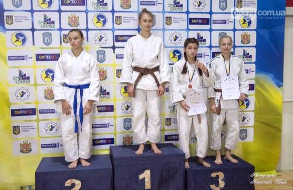 Бахмутчанка завоевала «бронзу» на Чемпионате Украины по дзюдо, фото-1