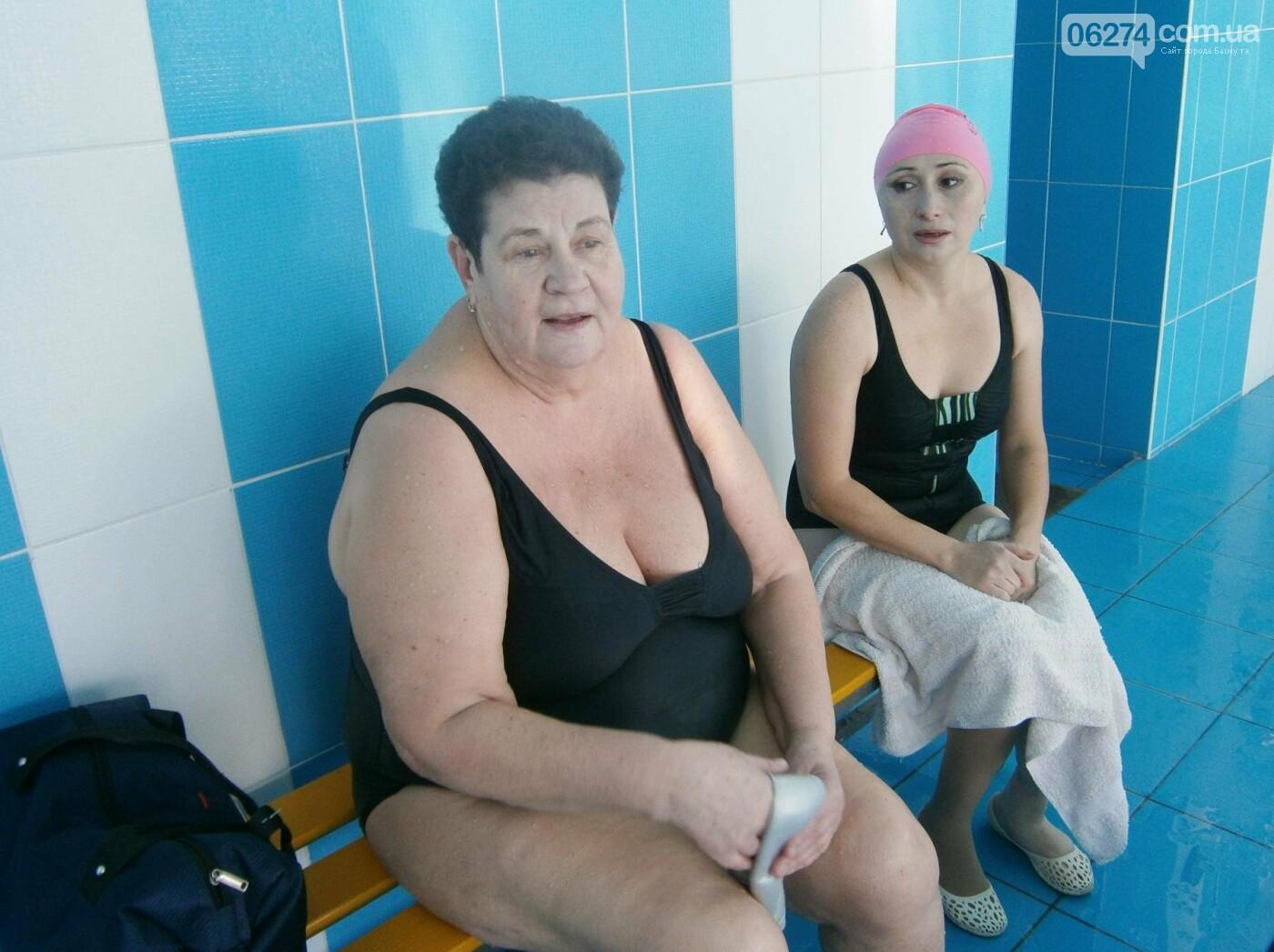 «Сильные духом» в Бахмуте соревновались в плавании, фото-3