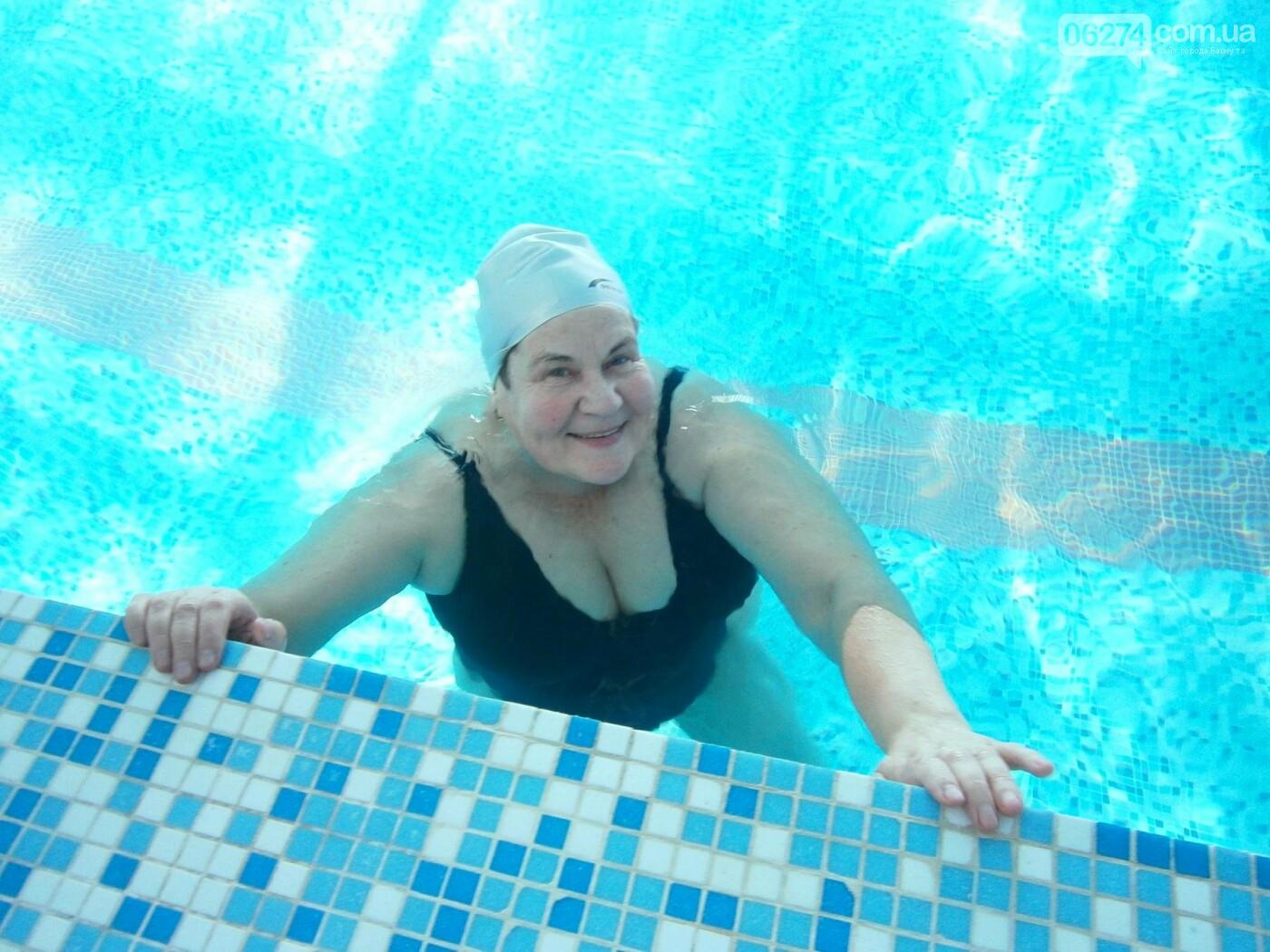 «Сильные духом» в Бахмуте соревновались в плавании, фото-4