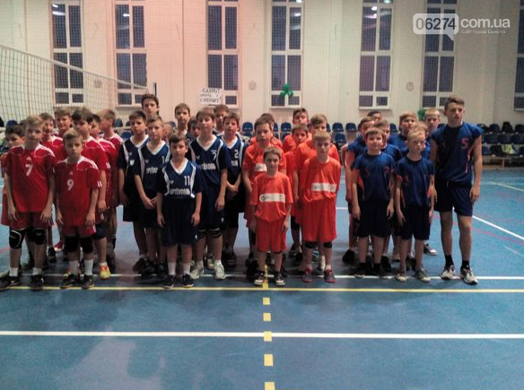 Чемпионами области стали юные волейболисты Бахмута, фото-1
