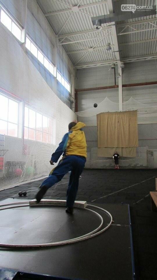 В Бахмуте прошли соревнования для спортсменов с инвалидностью, фото-6