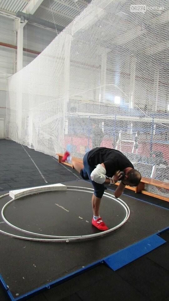 В Бахмуте прошли соревнования для спортсменов с инвалидностью, фото-2