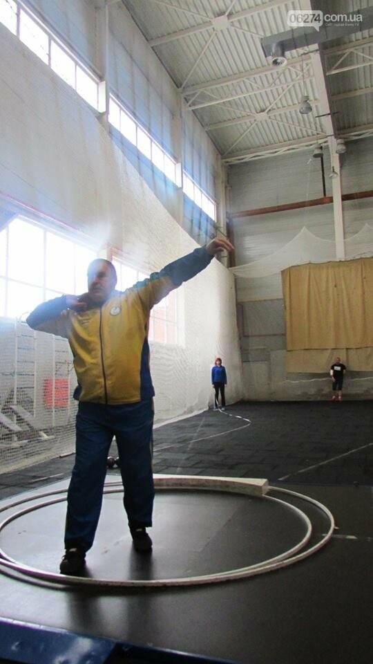 В Бахмуте прошли соревнования для спортсменов с инвалидностью, фото-5