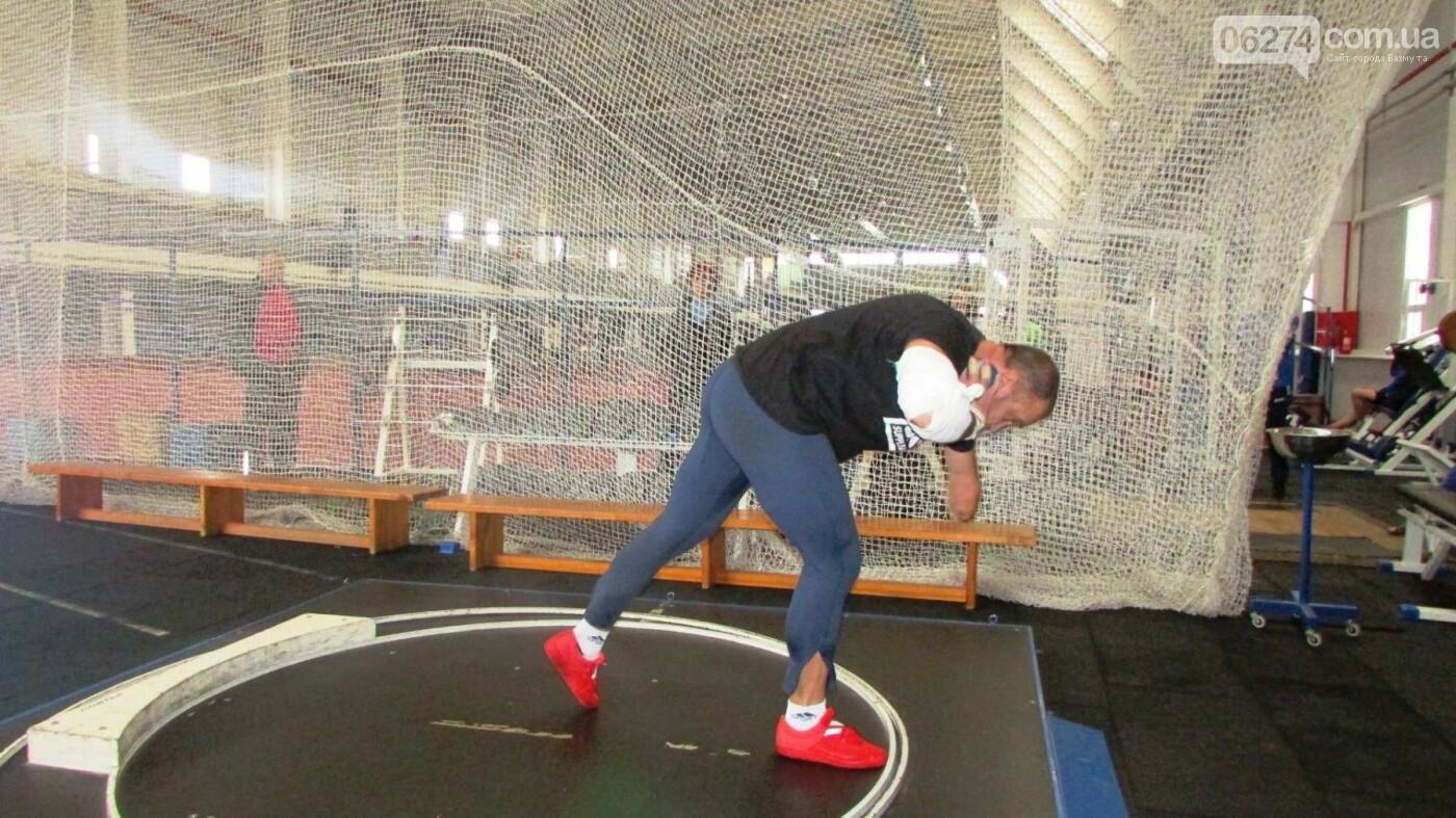 В Бахмуте прошли соревнования для спортсменов с инвалидностью, фото-12