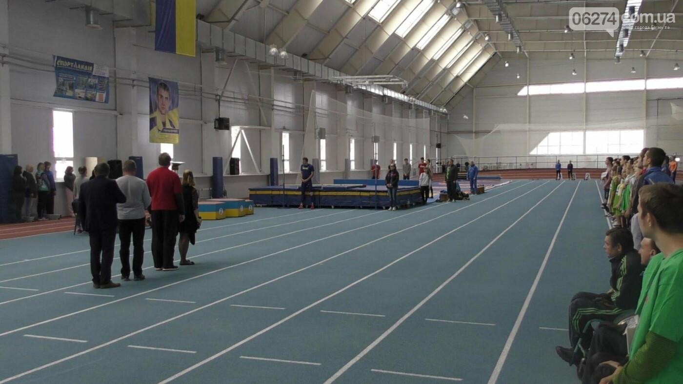 В Бахмуте прошли соревнования для спортсменов с инвалидностью, фото-9