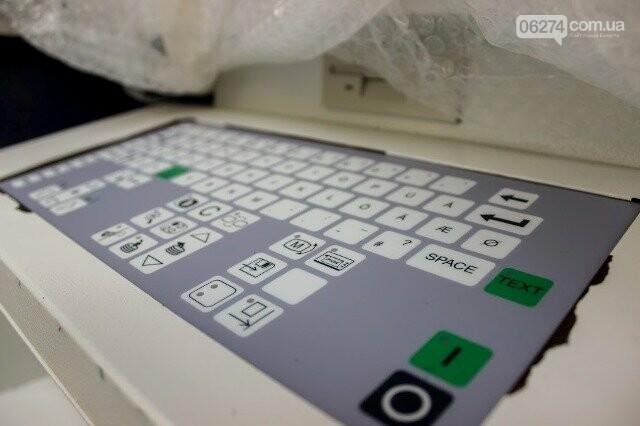Бахмутской ЦРБ передали мобильный рентген-аппарат из Днепропетровской области, фото-4